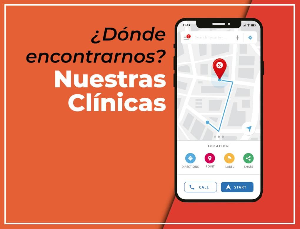 Nuestras clinicas