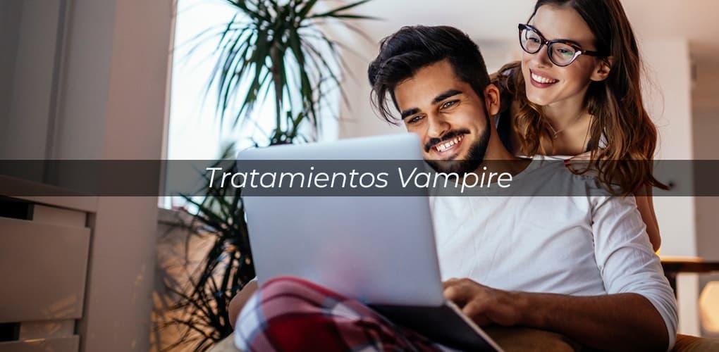 Tratamiento Vampire home