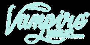 vampire-logo white