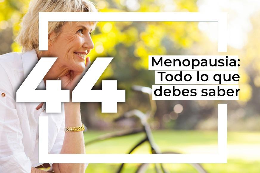 artículo sobre la menopausia