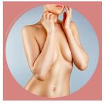 Recambio protesis mamarias