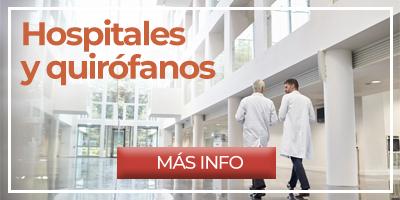 Hospitales y quirófanos