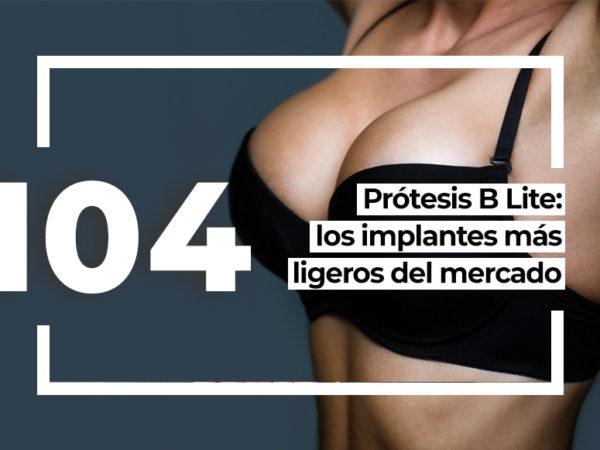 Prótesis B Lite Aumento de pecho