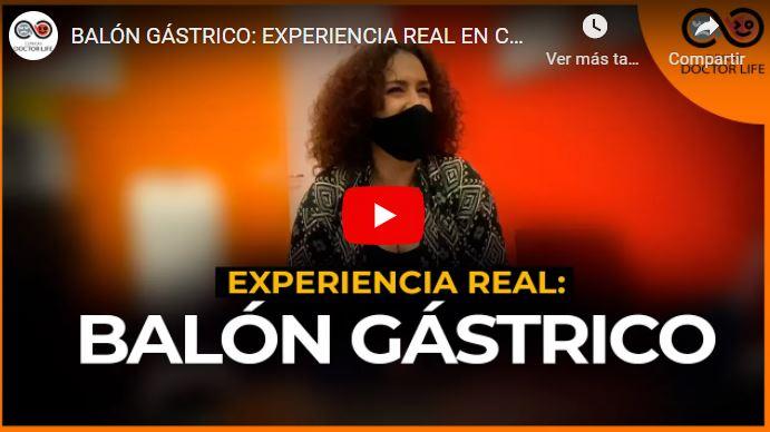 real opinion balon gastrico doctor life