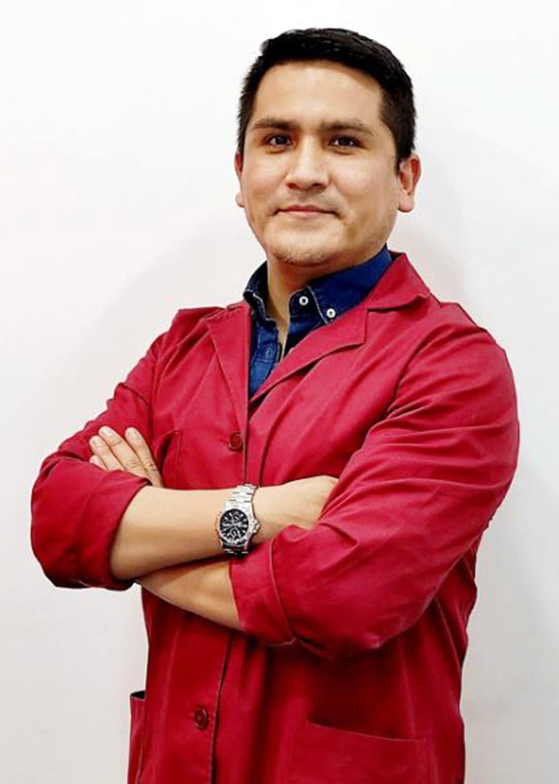 Dr Cesar Maldonado